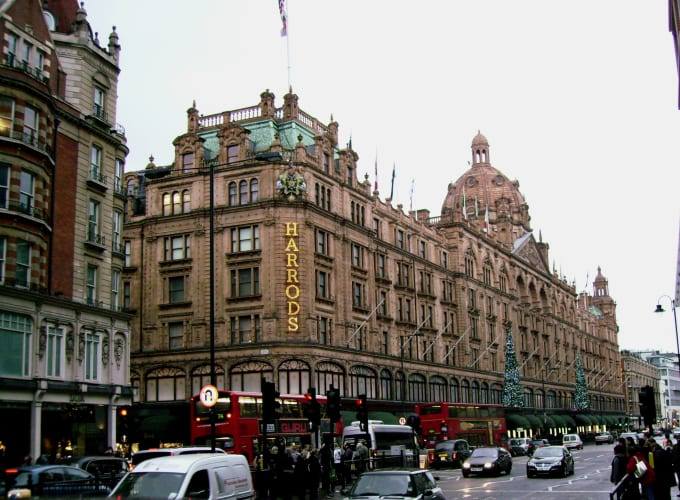 How to get a job at harrods