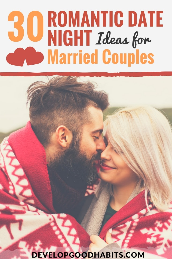 Romance tips for married couples