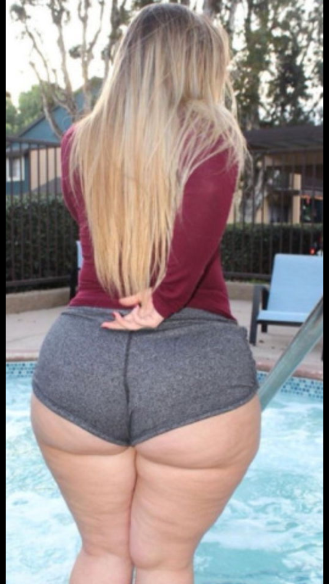 Sexy fat ass pic