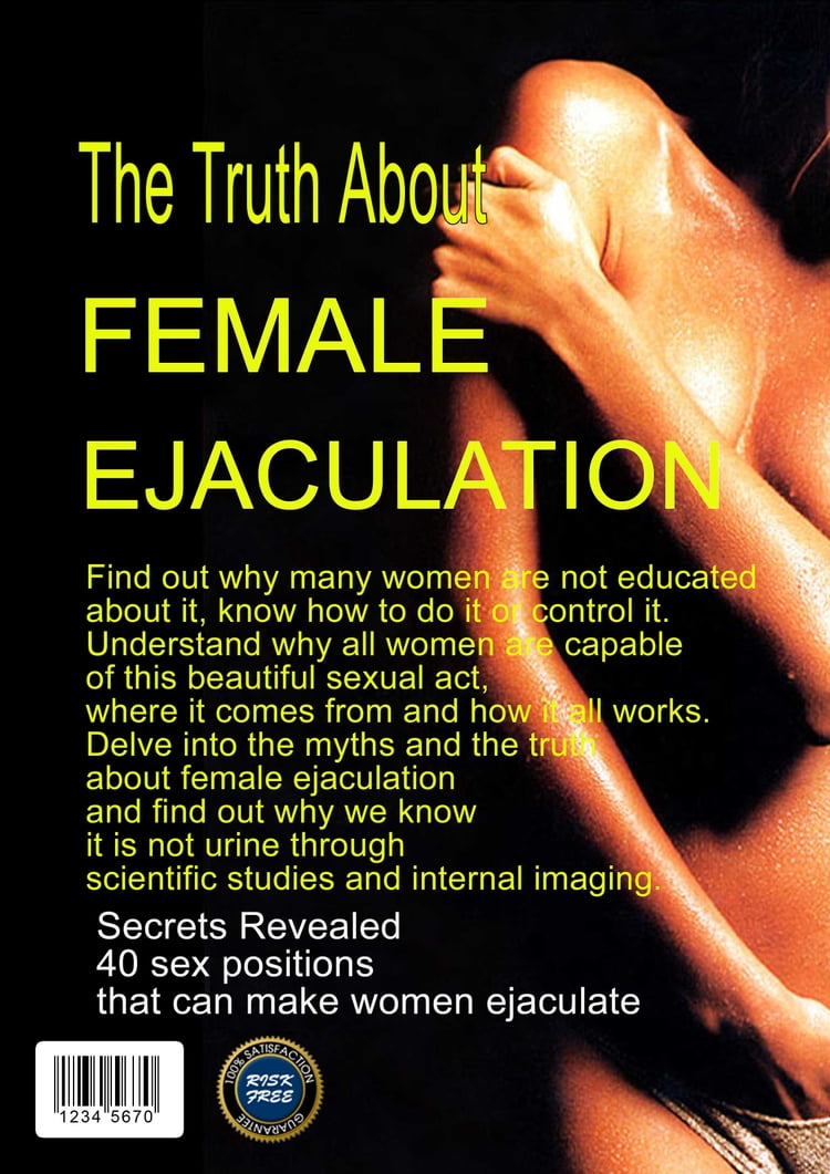 What is the fluid in female ejaculation