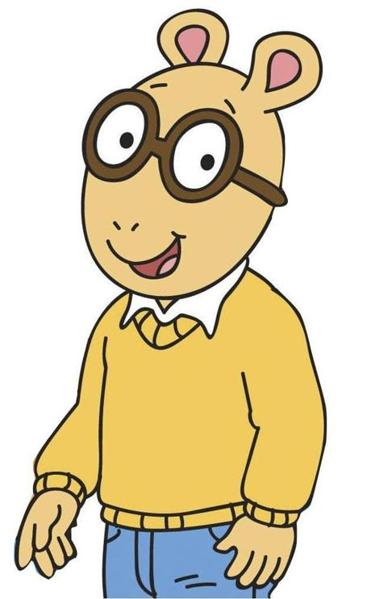 What is arthur the cartoon character