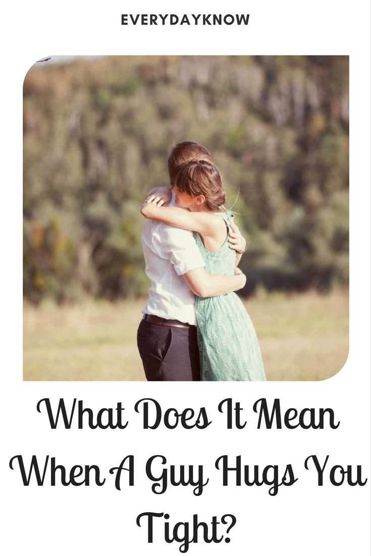 Meaning of hugs