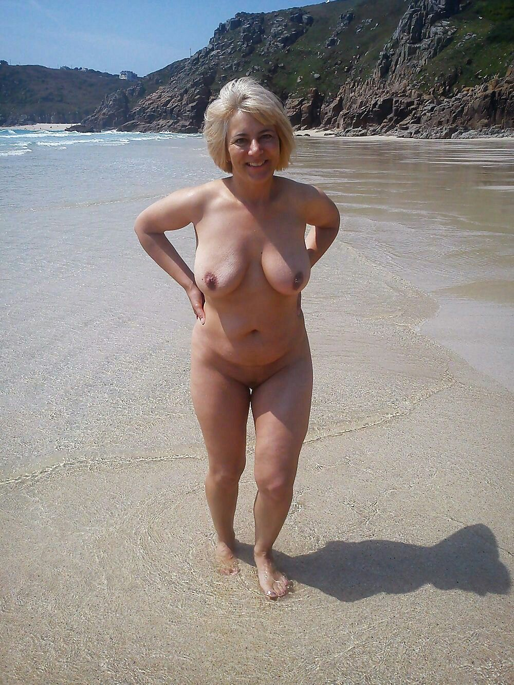 Sexy over 60 nude