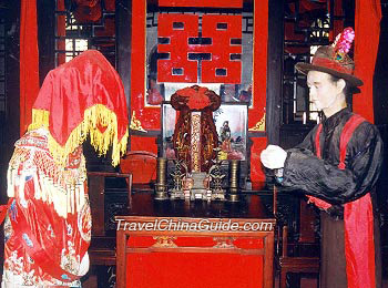 Chinese marriage and dating customs