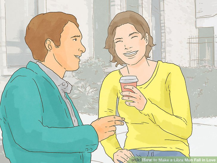 How to make a libra man want you more