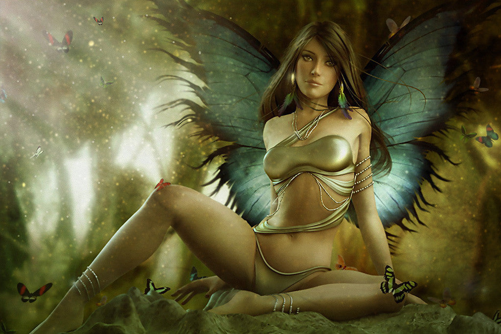 Hot fantasy girl pics