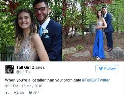 Dating diaries tall girl