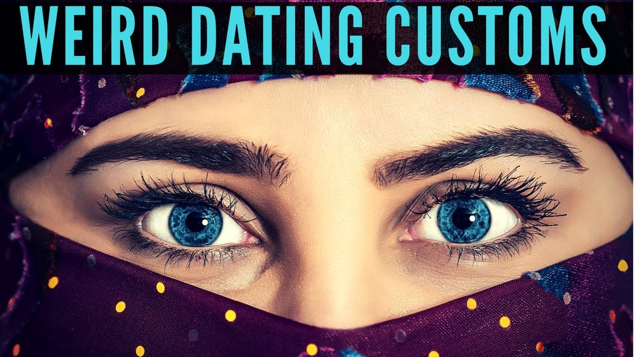 Dating and marriage customs around the world