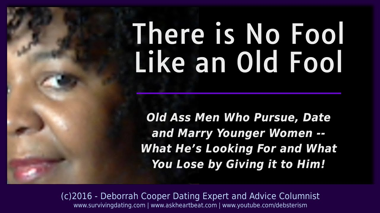 Dating when you are older