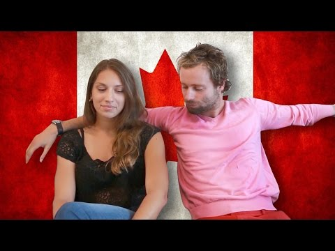 Canadian dating american girl