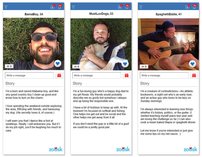 How to make your online dating profile funny