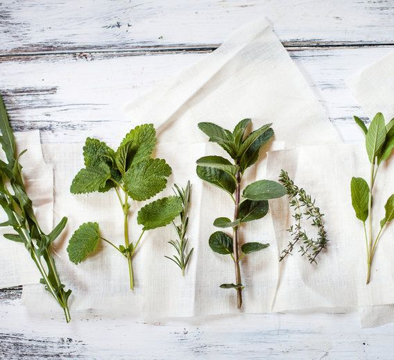 Herbs that make you happy