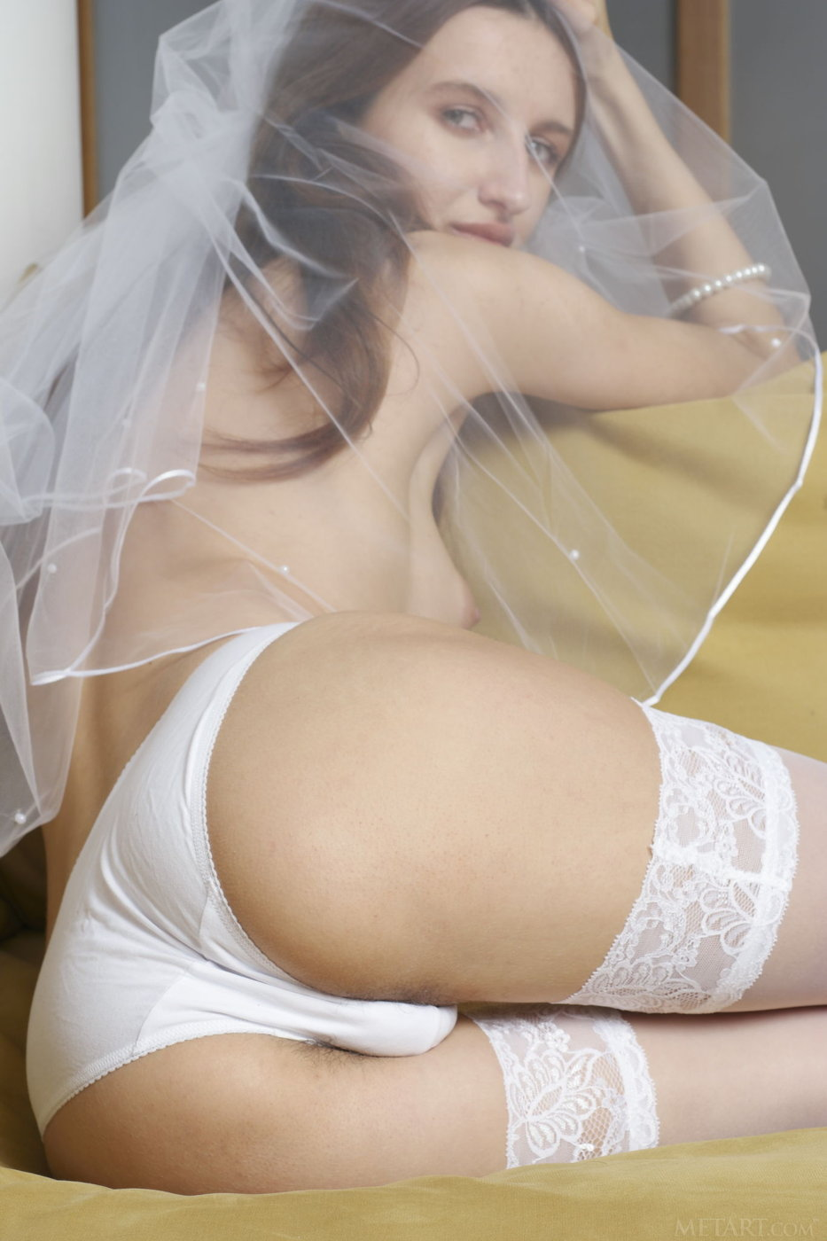 Bride hairy pussy