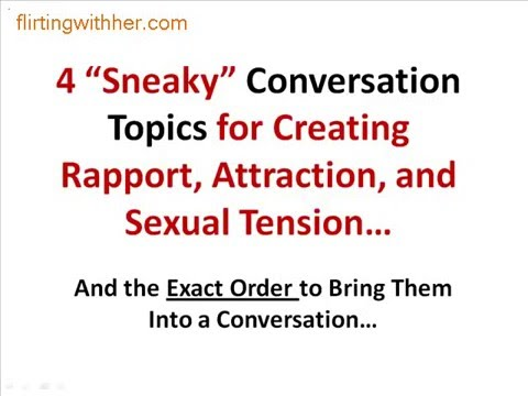 Topic to talk with a girl