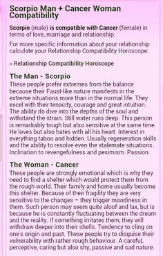 Scorpio man love at first sight