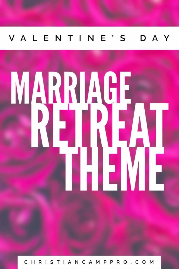 Games for marriage retreat