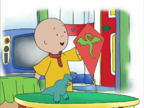 Caillou video clips