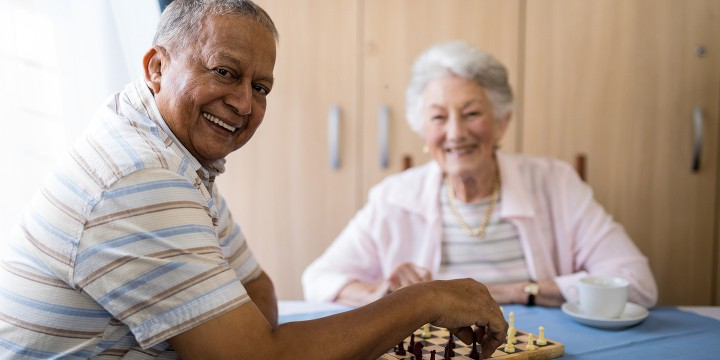 Board games for senior adults