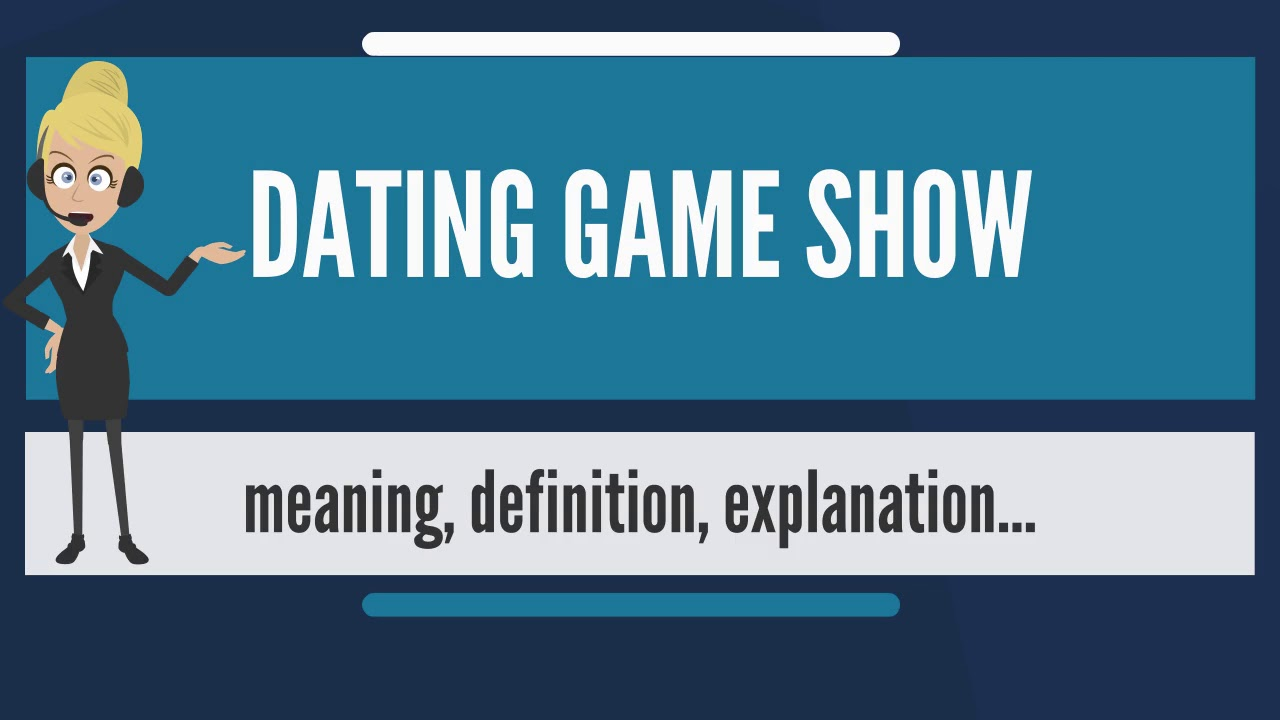 What does game mean in dating