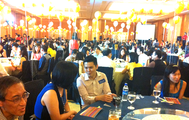 Singapore speed dating