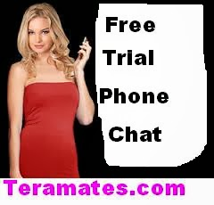 The free chat line number