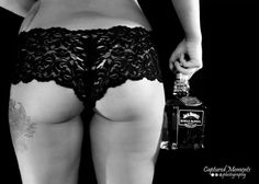 Girls and jack daniels