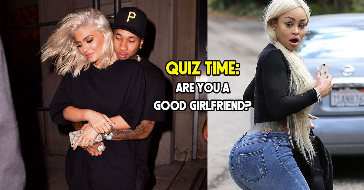 Would you be a good girlfriend quiz