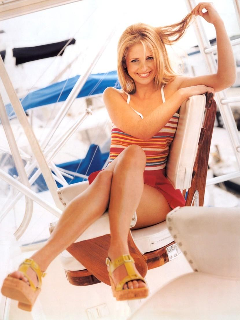 Sarah michelle geller hot