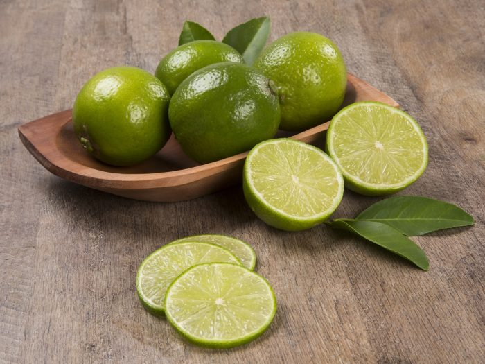 The health benefits of lime