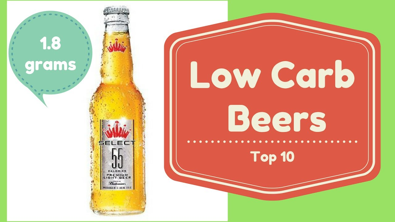 What beer has the least carbs