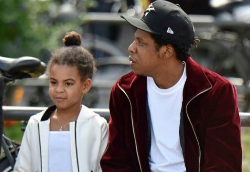 Jay z pictures with blue ivy