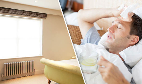 How to heat up the bedroom