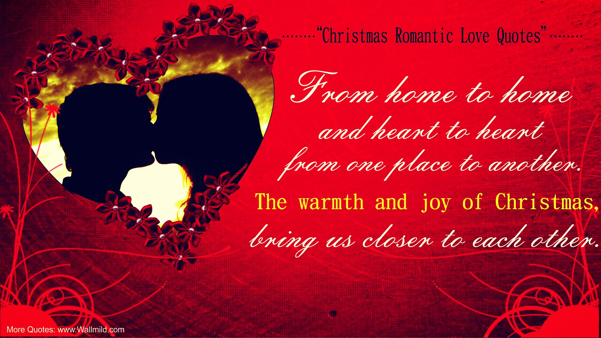 Christmas quotes for long distance relationships