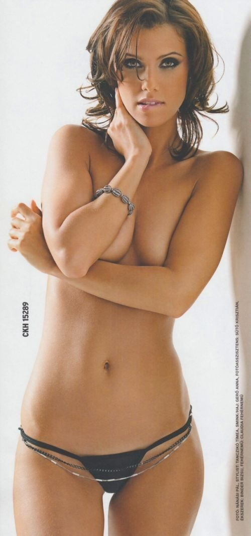 Sexy top less