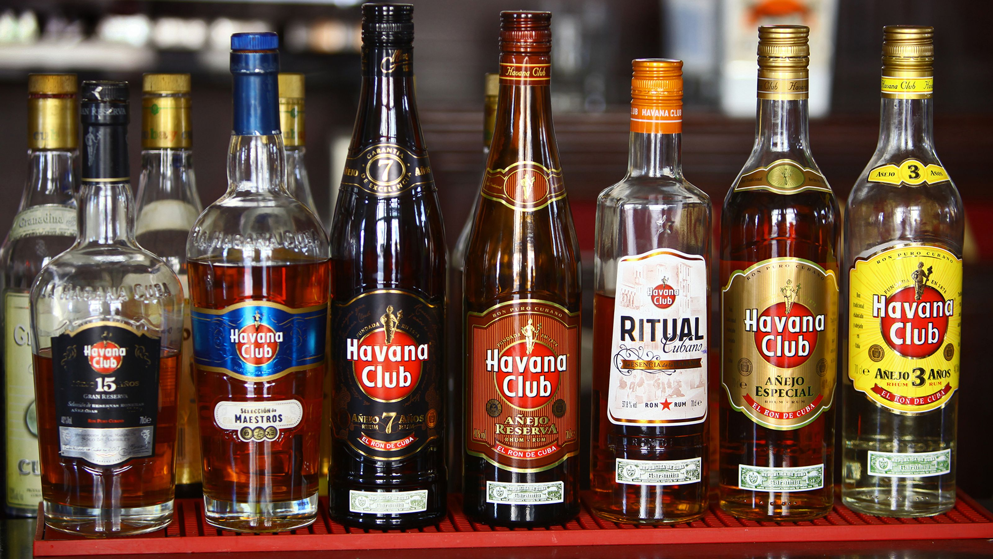 Does rum get better with age