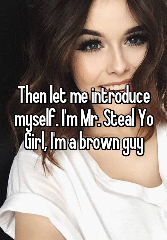 How do i introduce myself to a girl