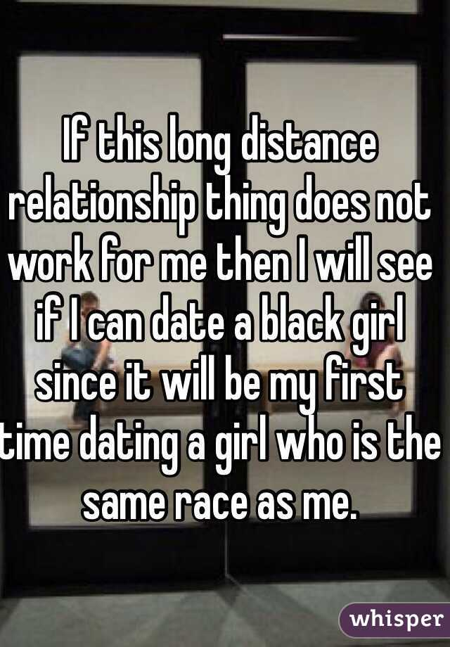 Can dating long distance work