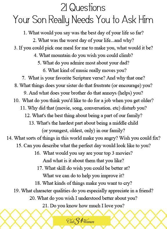 Very sexual questions to ask a girl