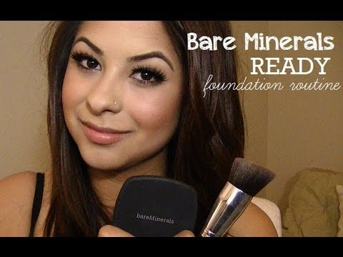 How to apply bare minerals original foundation