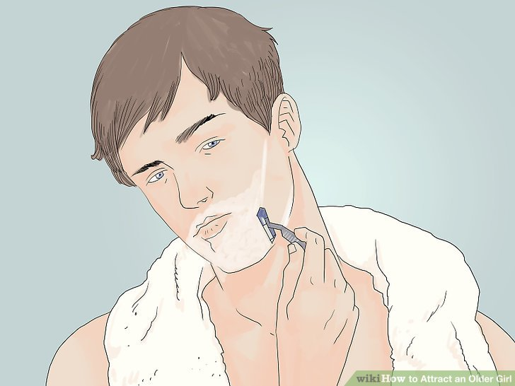 How to impress a older girl