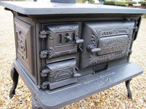 Griswold cast iron stove