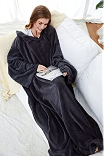 Adult wearable blankets