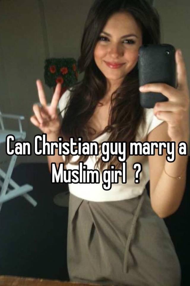 Christian muslim dating