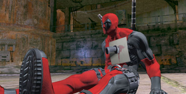 Deadpool game cheats for ps3