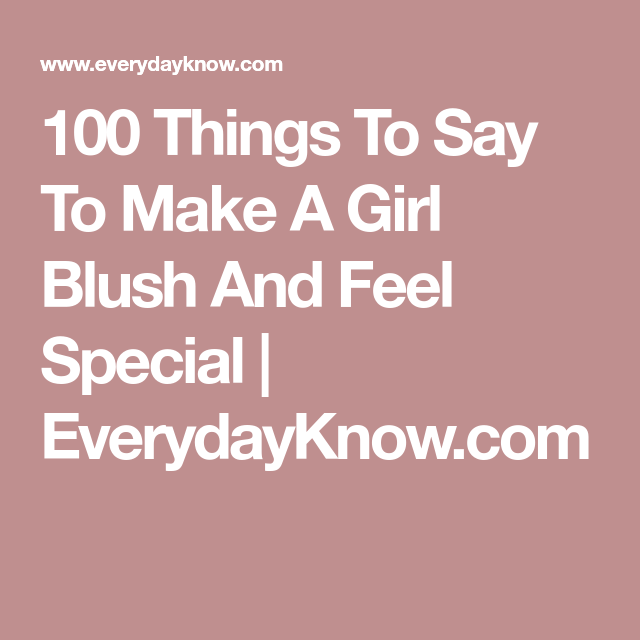 Things to make for a girl