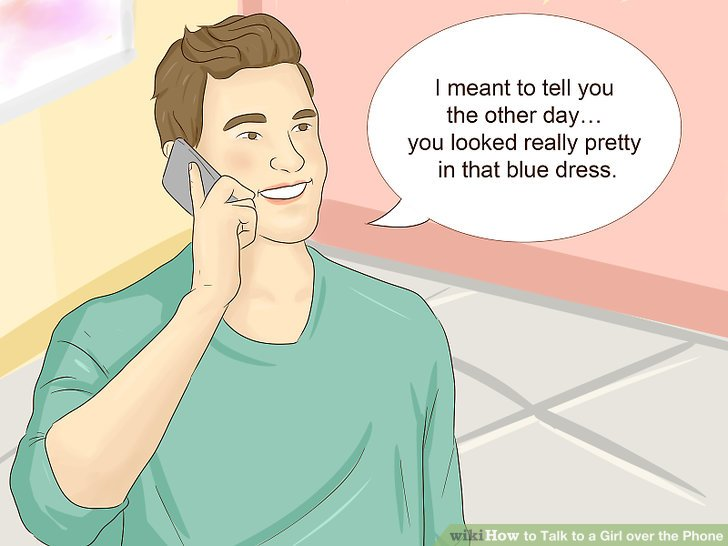 Topics to talk about with a girl over the phone