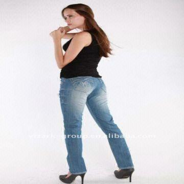 Sexy teens jeans