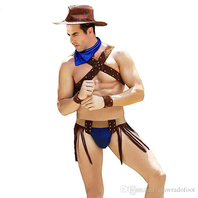 Pic of sexy cowboys