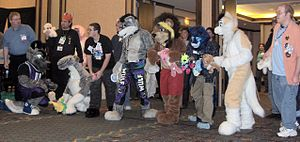 Furry convention los angeles