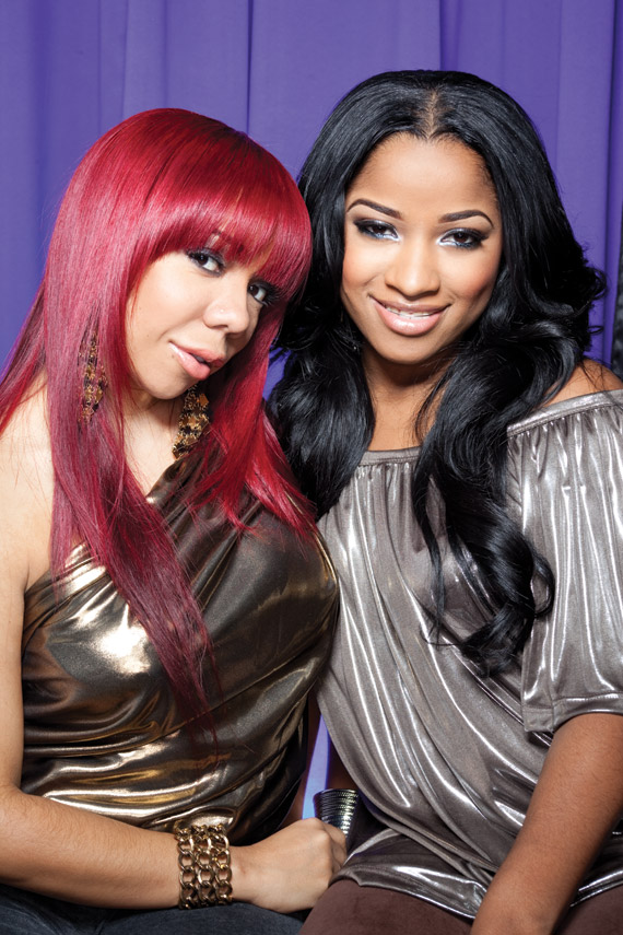 What happened to tiny and toya